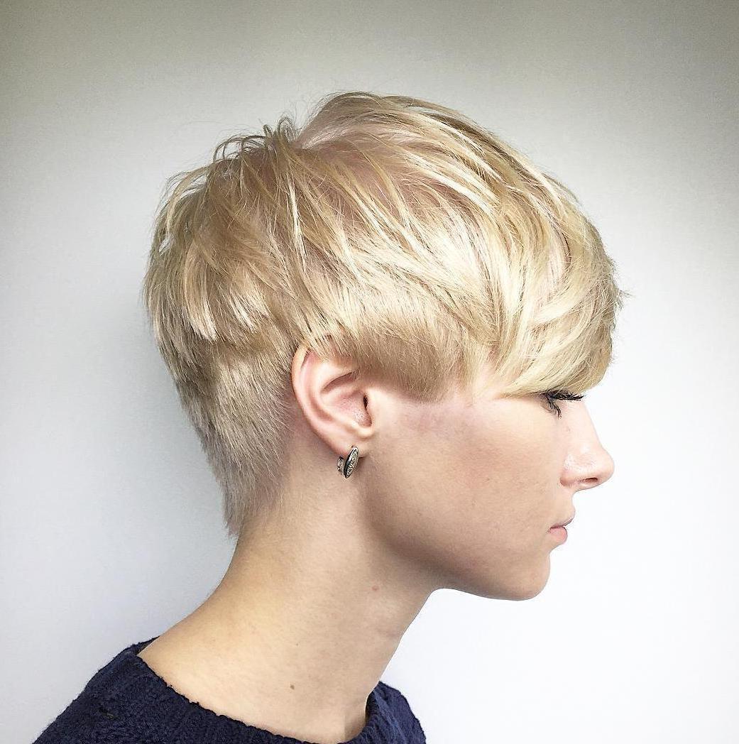 Top 50 acconciature per capelli corti e fini ...