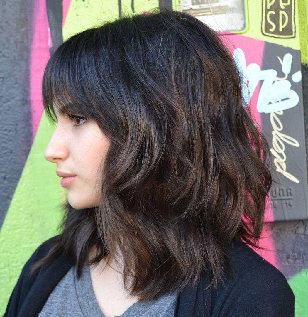 Top 50 tagli di capelli di media lunghezza per tutti i ...