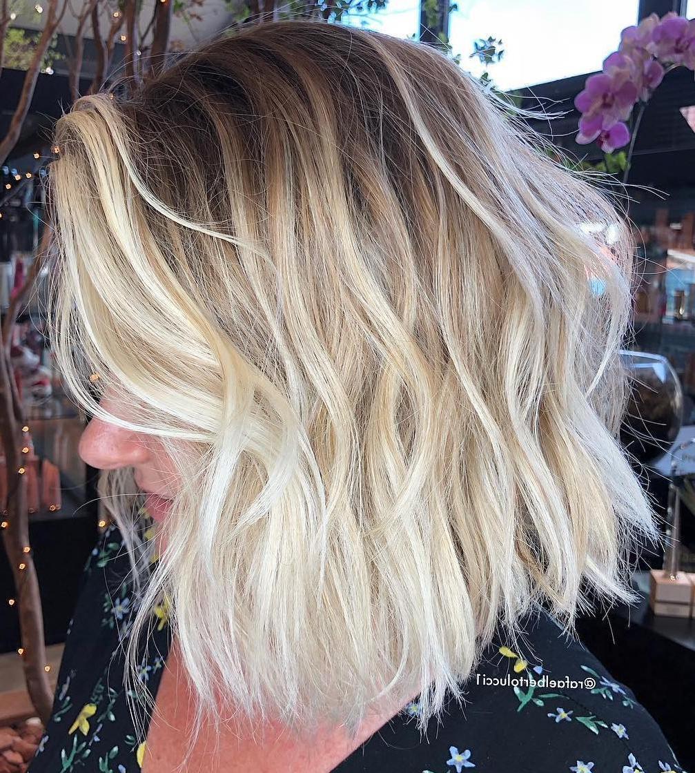 Top 50 tagli di capelli e acconciature medie per il 2020 ...