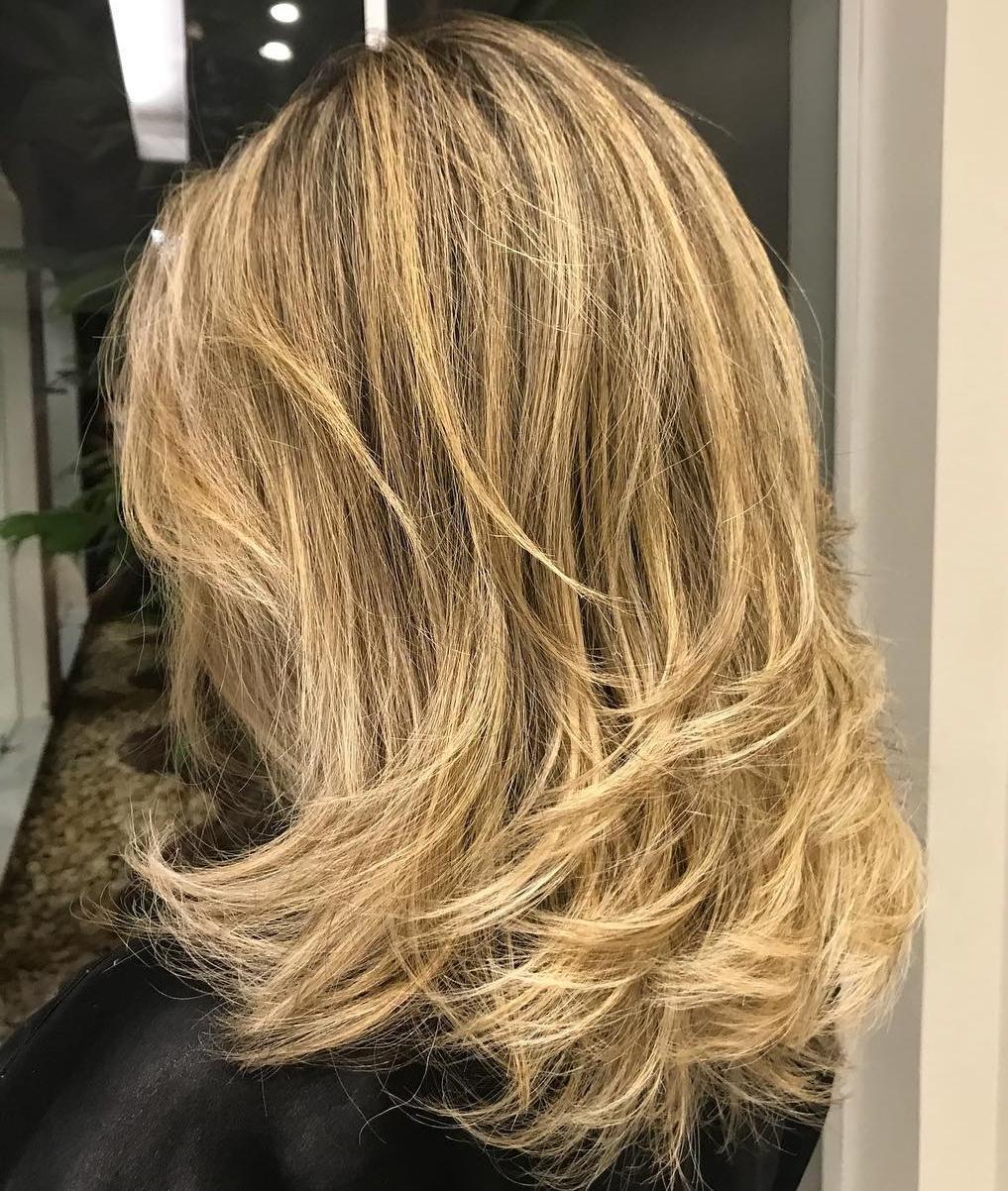 Top 50 tagli medi per capelli spessi nel 2020 ...
