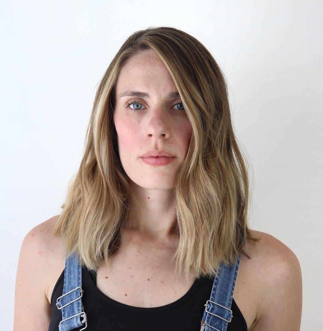 50 migliori tagli di capelli per visi lunghi nel 2020 ...