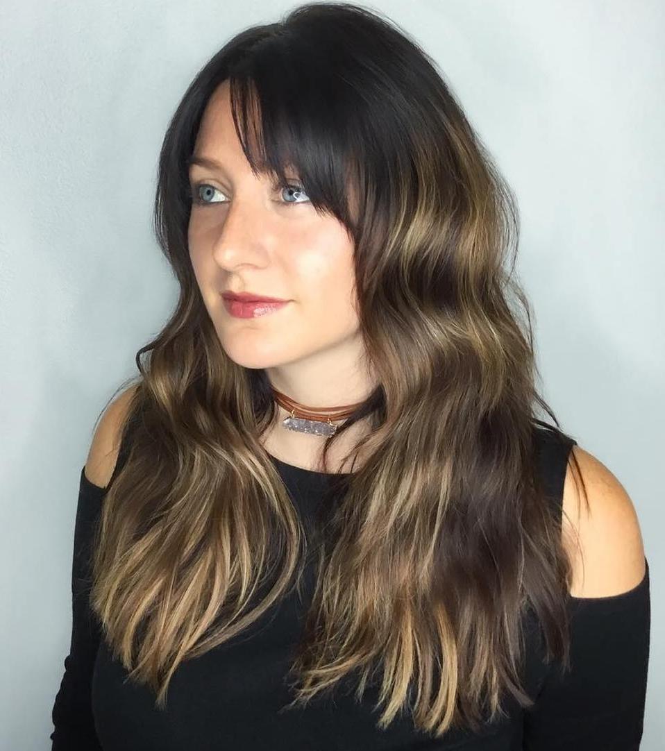 Top 50 idee per capelli lunghi con frangia - capellidistile.it
