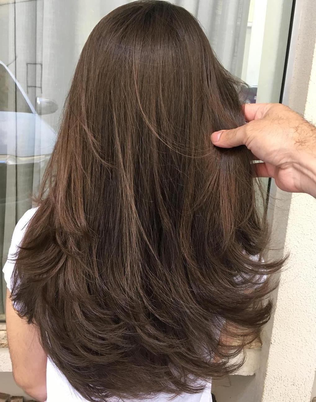 Top 50 taglio scalato lungo per il 2020 - capellidistile.it