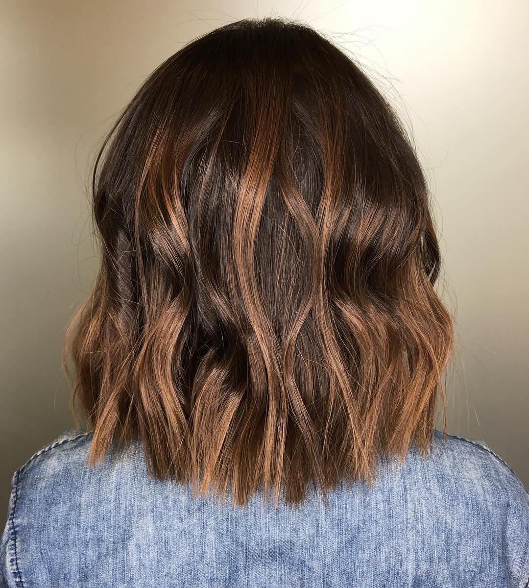 Top 50 idee per capelli con sfumature caramello ...