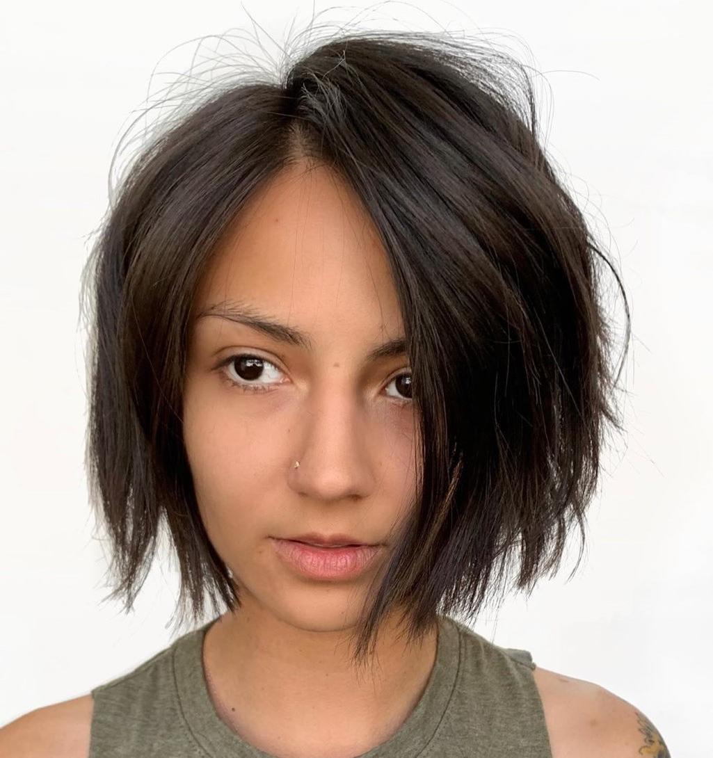 Top 50 tagli di capelli per visi ovali nel 2020 ...