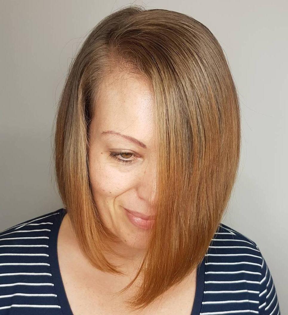 Top 50 tagli di capelli per le donne oltre i 40 anni nel ...
