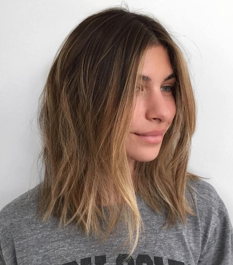 Top 50 bellissimi tagli per capelli fini e sottili 2020 ...